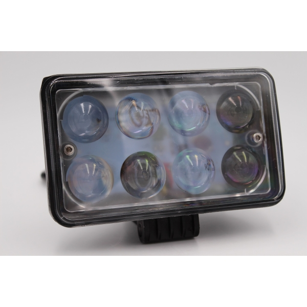 Ходовые огни MYX 12-36V 8LED 24W spotlight 4 inches 150*90 mm