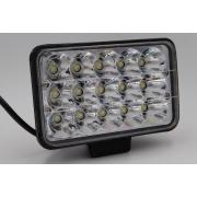 Ходовые огни MYX 12-36V 15LED 45W floodlight 5 inches 170*110 mm