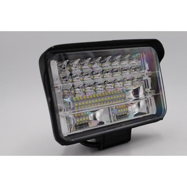 Ходовые огни MYX 12-36V 48LED 48W floodlight 5 inches 170*110 mm