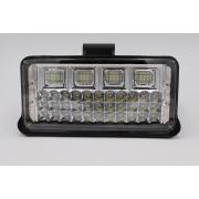 Ходовые огни MYX 12-36V 57LED 57W floodlight 7 inches 225*110 mm