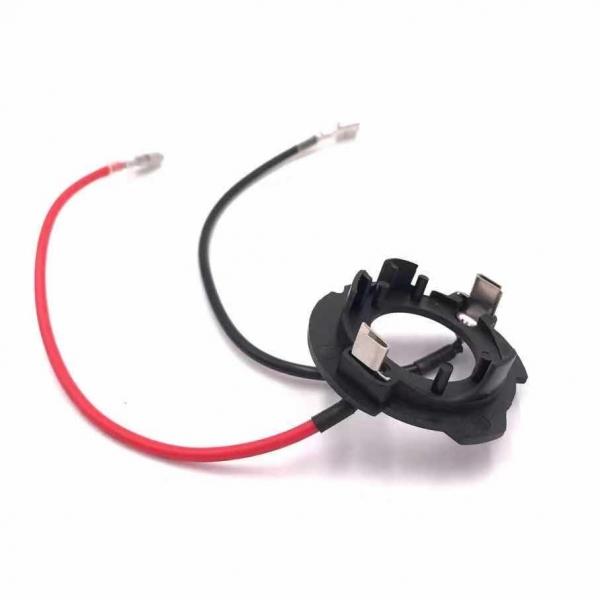 Адаптер для установки светодиодной лампы под цоколь H7 для VW Golf 5, Jetta, Passat, цена за 2шт.