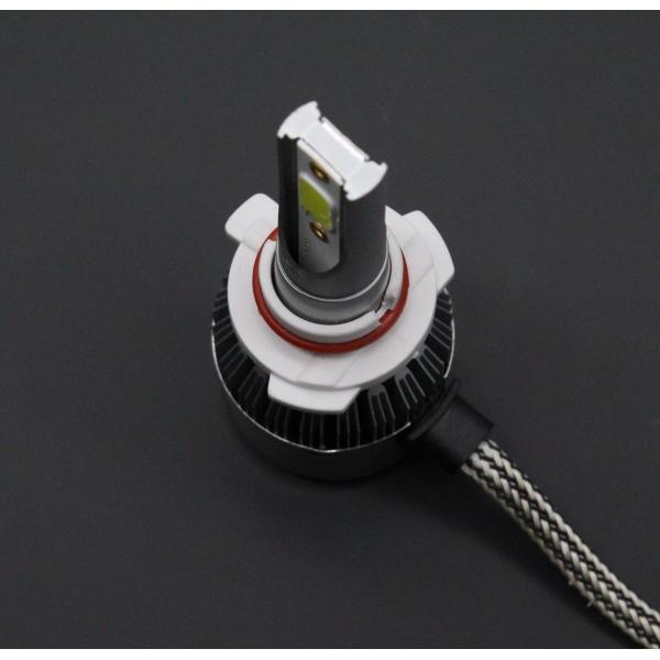 Светодиодные автолампы MYX C6 HB3 (9005) 12V 18W COB 6000K цена за 2шт.
