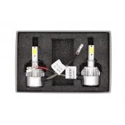 Светодиодные автолампы MYX C6 H3 12V 18W COB 6000K цена за 2шт.
