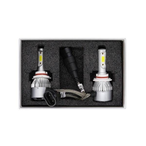 Светодиодные автолампы MYX C9 HB4 (9006) 12V 25W COB 6000K цена за 2шт.
