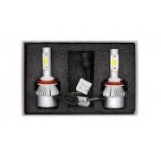 Светодиодные автолампы MYX C9 H11 12V 25W COB 6000K цена за 2шт.