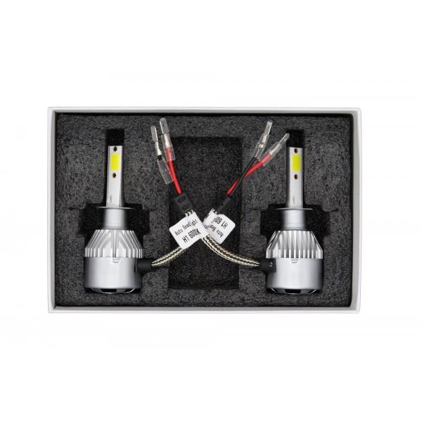 Светодиодные автолампы MYX C9 H1 12V 25W COB 6000K цена за 2шт.