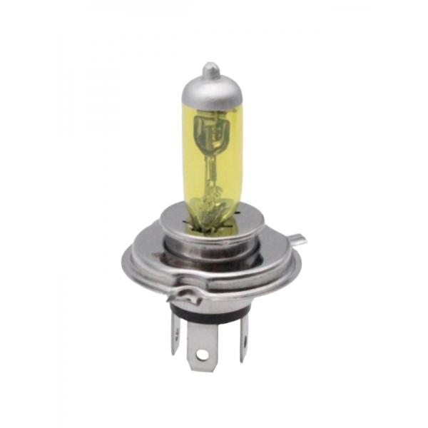 Галогенная лампа цоколь H4 HOD 3000K