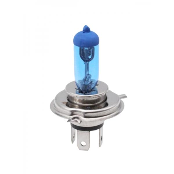 Галогенная лампа цоколь H4 HOD 6000K