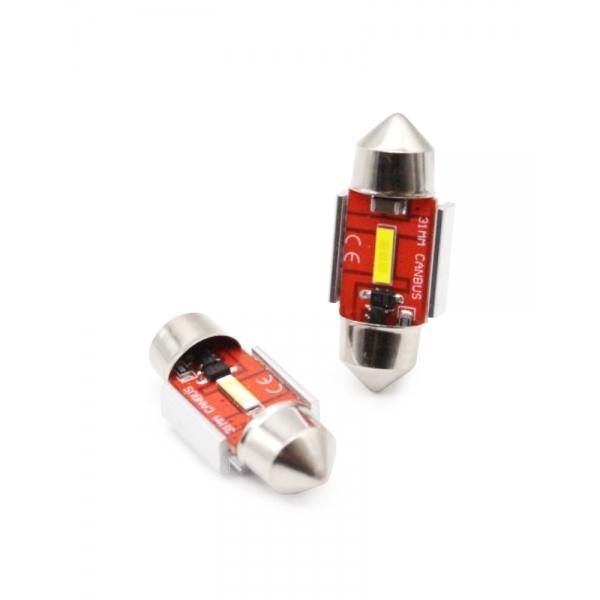 Габариты MYX C5W 1860 12-24V 3W 31ММ Canbus bipolar цена за 2шт.