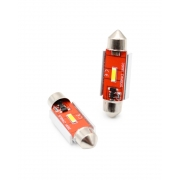 Габариты MYX C5W 1860 12-24V 3W 39ММ Canbus bipolar цена за 2шт.