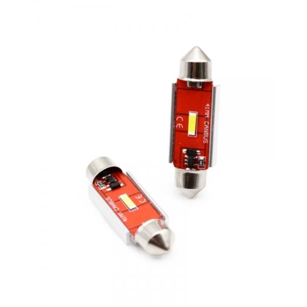 Габариты MYX C5W 1860 12-24V 3W 41ММ Canbus bipolar цена за 2шт.