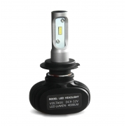 Светодиодные автолампы MYX S1 H3 12-24V 18W CSP 1860 6000K цена за 2шт.