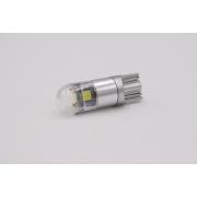 Габариты MYX T10 3SMD galss 12-24V Canbus bipolar цена за 2шт.