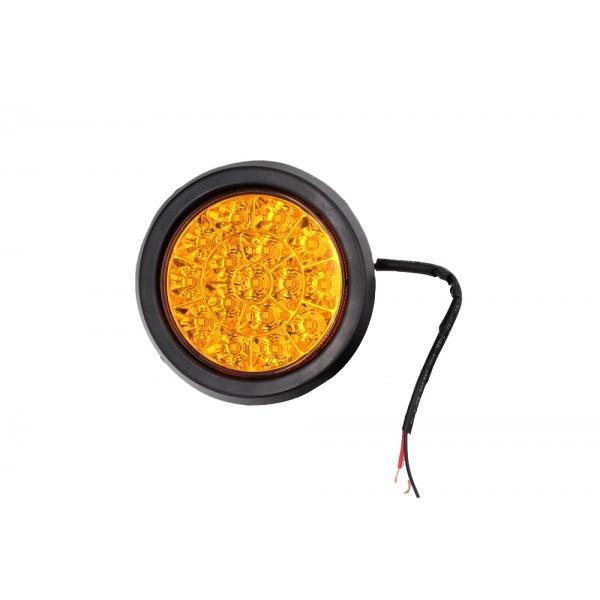 Задний фонарь MYX 18Y/ 24V 16LED Yellow, цена за 2шт.