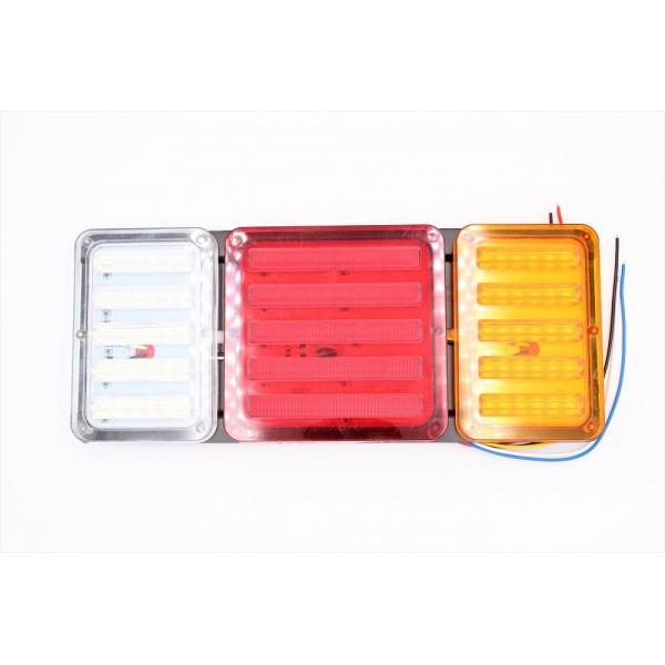 Задний фонарь MYX A19/ 24V 33W White/Yellow/Red, цена за 2шт.
